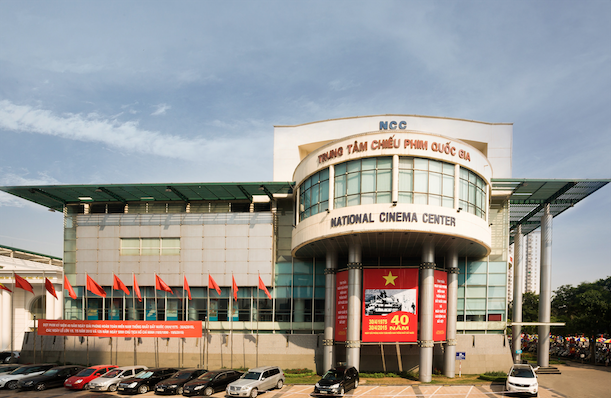 National Cinema Center at Hanoi