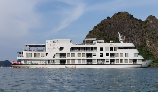 Take A Cruise to Lan Ha Bay, Vietnam